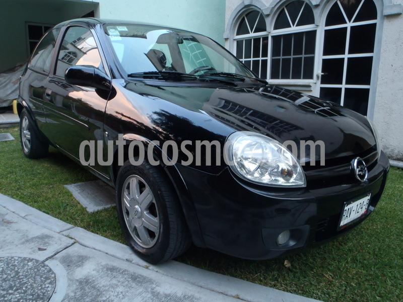 Chevrolet Chevy 3P Paq C usado (2009) color Negro precio $73,000