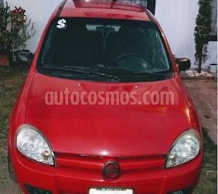 Chevrolet Chevy 4P Monza Pop 1.6L  usado (2007) color Rojo precio $54,000