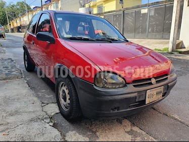 Chevrolet Chevy 3P Joy Pop 1.4L  usado (1998) color Rojo Vivo precio $39,500
