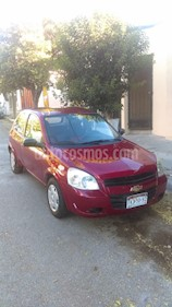 Chevrolet Chevy 3P Monza 1.4L  usado (2010) color Rojo precio $45,000