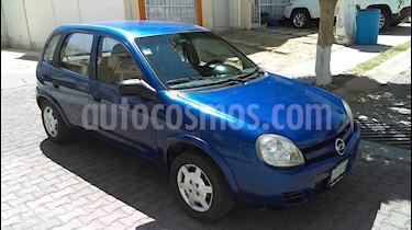Chevrolet Chevy 5P Pop Austero usado (2008) color Azul precio $43,000