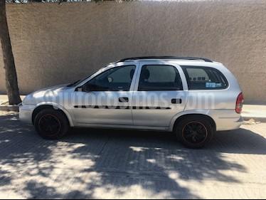 Chevrolet Chevy Vagoneta GL usado (2003) color Gris precio $45,000