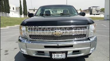 Foto venta Auto usado Chevrolet Cheyenne 2500 4x4 Cab Ext B (2012) color Negro precio $269,900