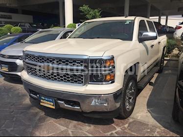 Foto venta Auto usado Chevrolet Cheyenne 2500 4x4 Doble Cab LTZ (2015) color Blanco precio $495,000