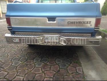 Chevrolet Cheyenne 2500 Sport 400SS K usado (1988) color Azul precio $98,000