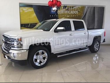 Foto venta Auto usado Chevrolet Cheyenne 4p LTZ Doble Cab  V8/5.3 Aut 4x4 (2016) color Blanco precio $568,900