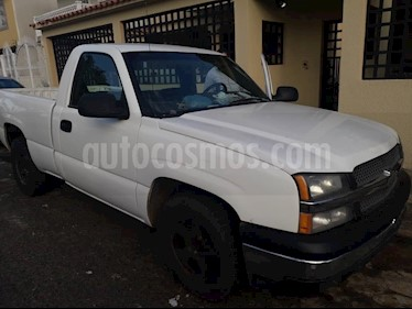 Foto venta carro usado Chevrolet Cheyenne Auto. 4x4 (2003) color Blanco precio u$s3.500