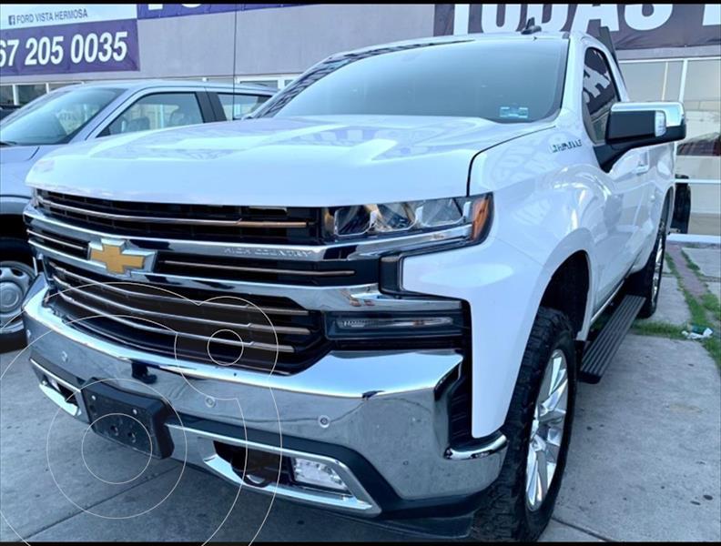 Foto Chevrolet Cheyenne CHEYENNE CABINA REGULAR (LT) 4X4 usado (2021) color Blanco precio $699,900