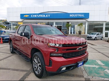 Chevrolet Cheyenne 2500 4x4 Doble Cab LT Z71 usado (2019) color Rojo Carmesin precio $780,000