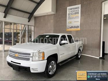 Chevrolet Cheyenne 2500 4x4 Crew Cab LTZ  usado (2013) color Blanco precio $330,000
