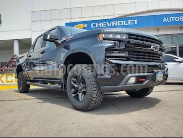 Chevrolet Cheyenne Cabina Doble Trail Boss 4X4 nuevo color Azul precio $959,100