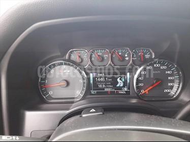 Chevrolet Cheyenne 2500 4x4 Doble Cab LT Z71 usado (2017) color Plata precio $530,000