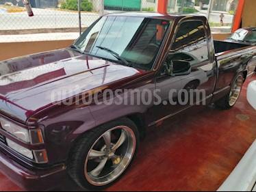 Chevrolet Cheyenne 2500 4x2 Cab Reg D usado (1996) color Vino Tinto precio $155,000