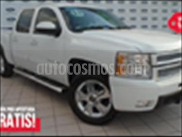 Foto venta Auto usado Chevrolet Cheyenne PAQ. C LTZ DOBLE 4X4 (2013) color Blanco precio $355,000