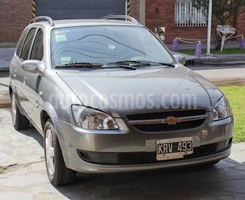 Chevrolet Classic Wagon LT usado (2011) color Gris precio $220.000