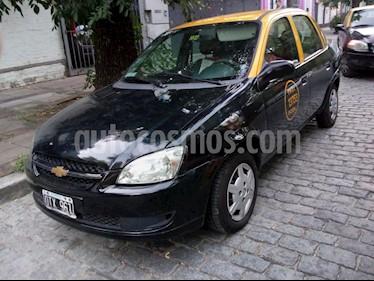 Foto venta Auto usado Chevrolet Classic 4P GL  (2015) color Negro precio $260.000