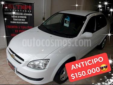 Foto venta Auto usado Chevrolet Classic 4P LS Pack (2016) color Blanco precio $150.000