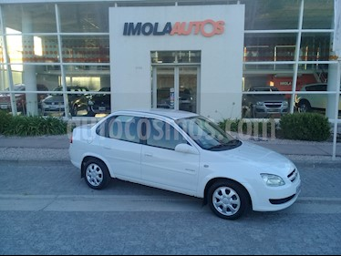 Foto venta Auto usado Chevrolet Classic 4P LS Spirit (2012) color Blanco precio $210.000