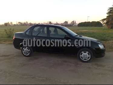 Foto venta Auto usado Chevrolet Classic 4P LS Spirit (2012) color Negro precio $180.000