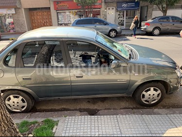 Foto venta Auto usado Chevrolet Classic 4P LS Spirit (2012) color Gris Rusk precio $200.000
