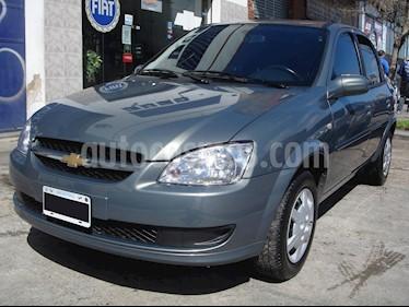 Foto venta Auto usado Chevrolet Classic 4P LS (2011) color Gris Bluet precio $190.000