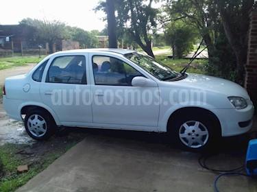 Chevrolet Classic 4P LS  usado (2014) color Blanco precio $180.000