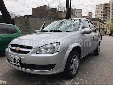 Chevrolet Classic 4P LT Spirit Pack usado (2015) color Plata Polaris precio $205.000