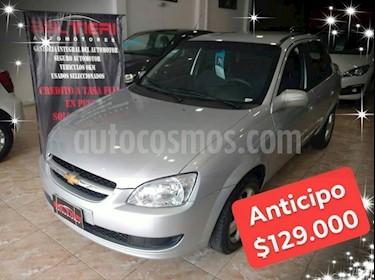 Foto venta Auto Usado Chevrolet Classic 4P LT Spirit Pack (2014) color Gris Claro precio $129.000