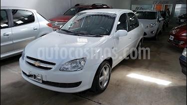Foto venta Auto usado Chevrolet Classic 4P LT Spirit Pack (2013) color Blanco precio $189.000