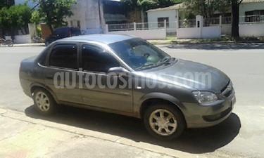 Foto venta Auto Usado Chevrolet Classic 4P LT Spirit  (2012) color Gris