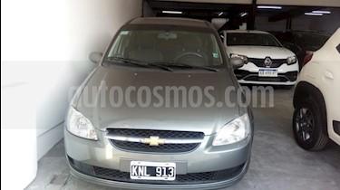 Foto venta Auto usado Chevrolet Classic 4P LT (2011) color Gris Oscuro precio $140.000