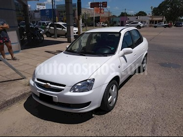 Foto venta Auto usado Chevrolet Classic 4P LT (2010) color Blanco precio $153.000
