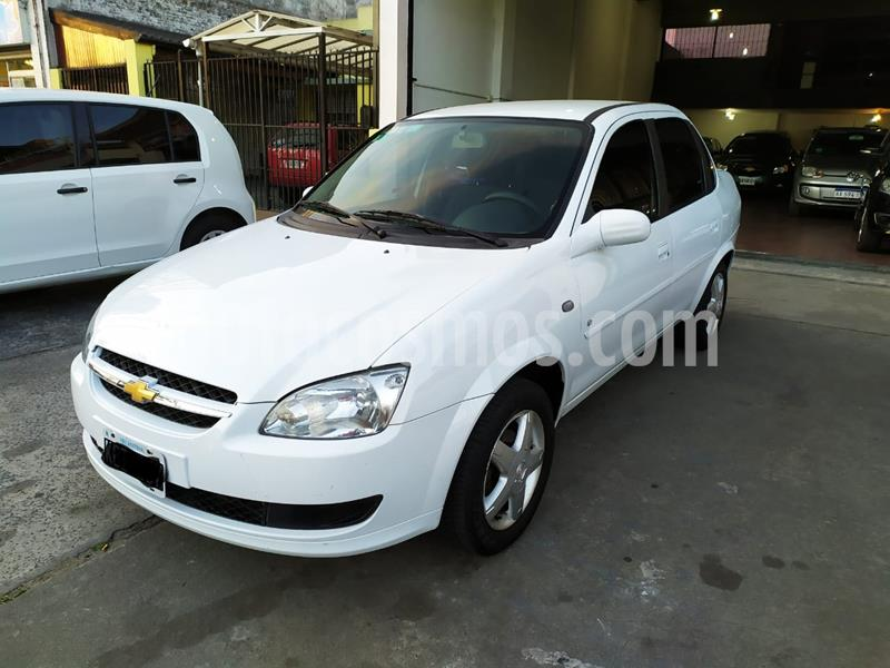 Chevrolet Classic 4P LT usado (2011) color Blanco precio $380.000