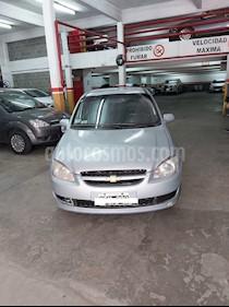 Chevrolet Classic 4P LT usado (2011) color Plata Polaris precio $189.000