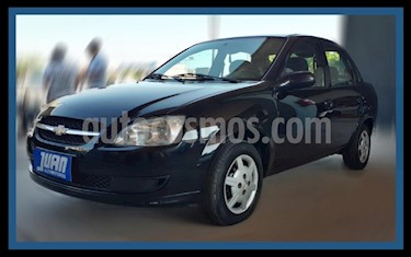 Chevrolet Classic 4P LS Spirit usado (2014) color Negro precio $320.000