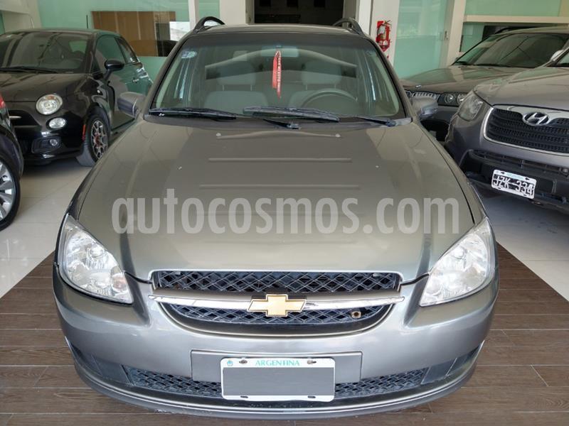 Chevrolet Classic 4P LT usado (2011) color Gris Oscuro precio $440.000