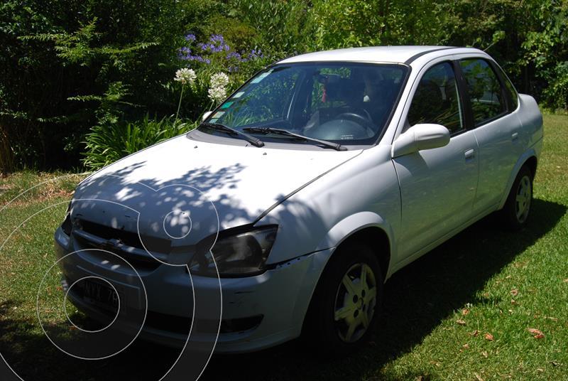 Chevrolet Classic 4P LS  usado (2014) color Blanco Summit precio $500.000