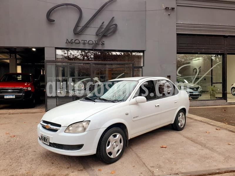 Chevrolet Classic 4P LT Spirit Pack usado (2013) color Blanco precio $445.000