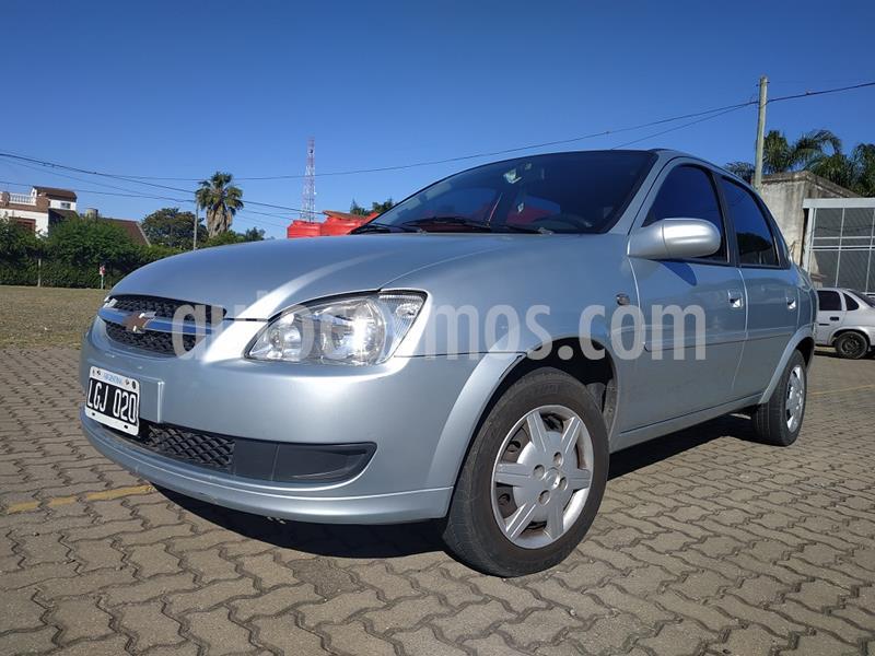 Chevrolet Classic 4P LS usado (2012) color Plata Polaris precio $470.000