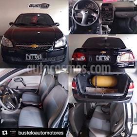 Chevrolet Classic 4P LS usado (2012) color Negro precio $319.900