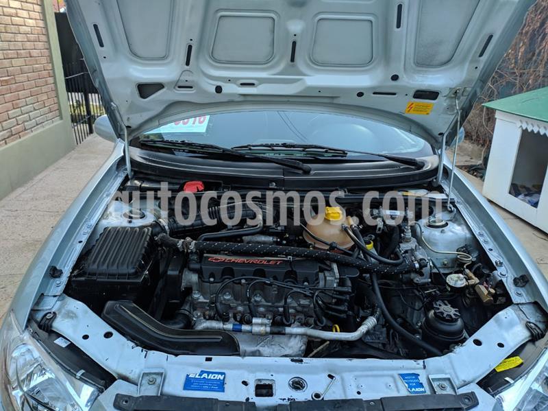 Chevrolet Classic 4P LS usado (2012) color Plata precio $355.000