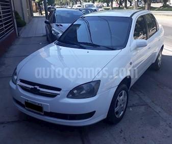 Chevrolet Classic 4P LS Spirit usado (2014) color Blanco precio $222.222