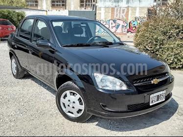 Chevrolet Classic 4P LS Spirit usado (2015) color Negro precio $170.000