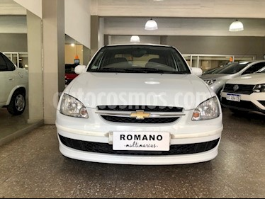 Chevrolet Classic 4P LS Spirit  usado (2014) color Blanco Summit precio $320.000