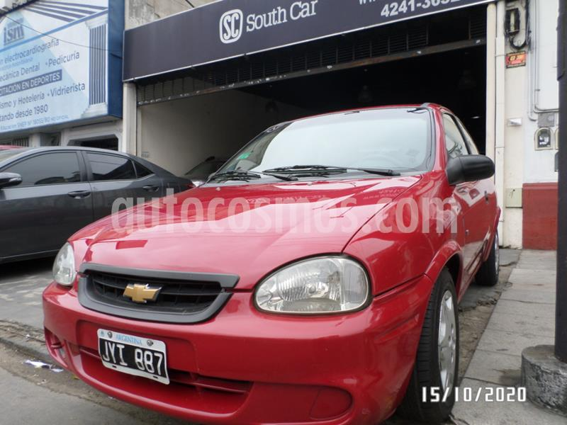 Chevrolet Classic 4P LS usado (2011) color Rojo precio $465.000