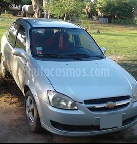 Chevrolet Classic 4P LT usado (2012) color Plata Polaris precio $245.000