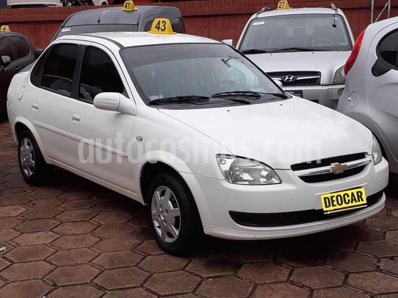 Chevrolet Classic 4Ptas. 1.4 N LS usado (2012) color Blanco precio $480.000