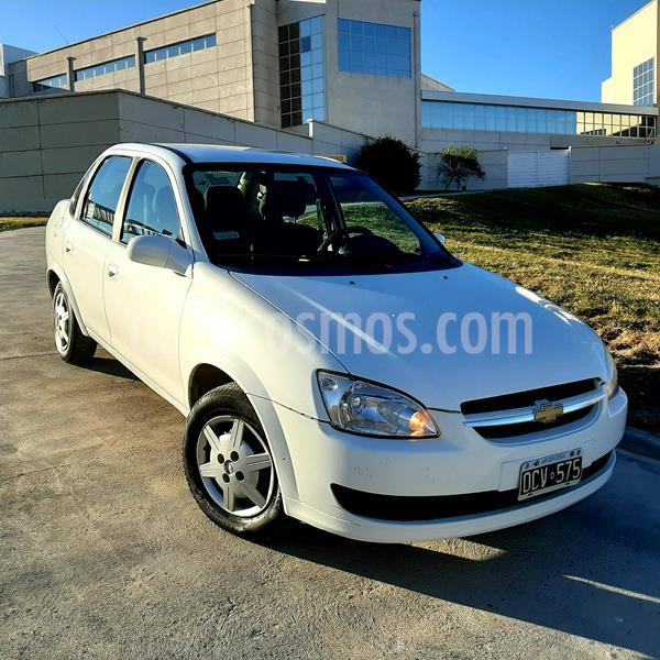 Chevrolet Classic 4P LT usado (2014) color Blanco precio $435.000