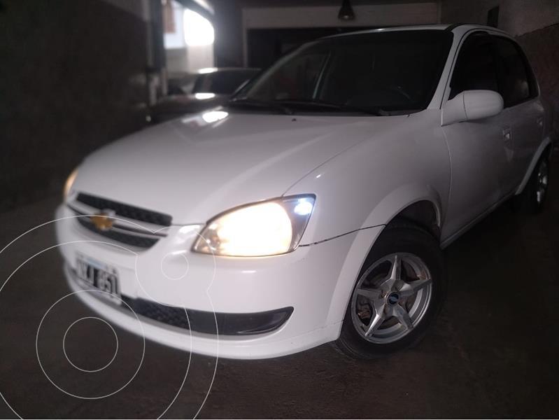 Chevrolet Classic 4P LS  usado (2014) color Blanco Summit precio $5.100.000