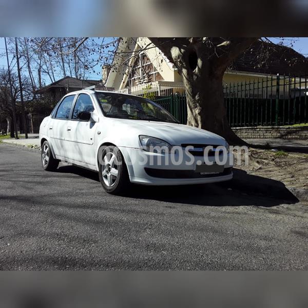 Chevrolet Classic 4P LT usado (2011) color Blanco precio $350.000